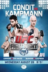 UFC Fight Night: Condit vs. Kampmann 2 Trailer