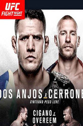 UFC Fight Night: Dos Anjos vs Cerrone 2 Trailer