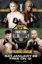 UFC Fight Night: Fight for the Troops 2 Trailer