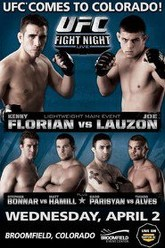 UFC Fight Night: Florian vs. Lauzon Trailer