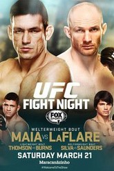 UFC Fight Night: Maia vs. LaFlare Trailer