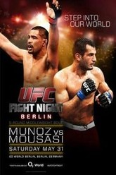 UFC Fight Night: Munoz vs. Mousasi Trailer