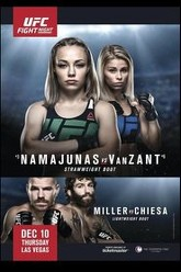 UFC Fight Night: Namajunas vs. VanZant Trailer