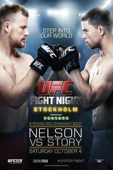 UFC Fight Night: Nelson vs. Story Trailer