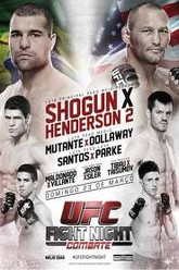 UFC Fight Night: Shogun vs. Henderson 2 Trailer