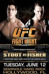 UFC Fight Night: Stout vs. Fisher Trailer