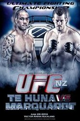 UFC Fight Night: Te Huna vs. Marquardt Trailer