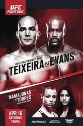 UFC on Fox 19: Teixeira vs. Evans Trailer