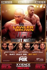 UFC on Fox: Lawler vs. Brown Trailer