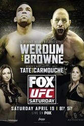 UFC on Fox: Werdum vs. Browne Trailer