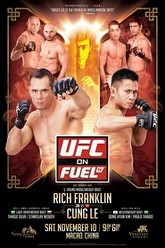 UFC on Fuel TV: Franklin vs. Le Trailer