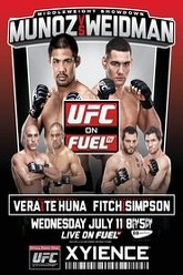UFC on Fuel TV: Munoz vs. Weidman Trailer
