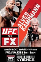 UFC on FX: Alves vs. Kampmann Trailer