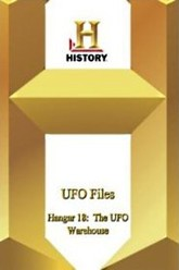 UFO Files: Hangar 18: The UFO Warehouse Trailer