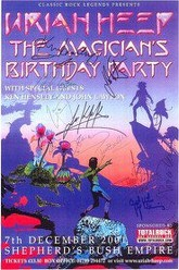 Uriah Heep - The Magician's Birthday Party Trailer