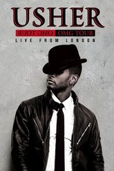 Usher - Live from London Trailer