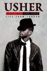 Usher - OMG Tour: Live from London Trailer