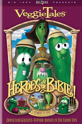 VeggieTales: Heroes of the Bible: Lions Shepherds and Queens (Oh My!) Trailer