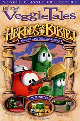 VeggieTales: Heroes of the Bible! Stand Up, Stand Tall, Stand Strong Trailer