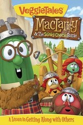 VeggieTales: MacLarry and the Stinky Cheese Battle Trailer