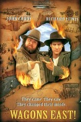 Wagons East! Trailer