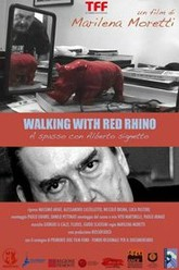 Walking with red rhino - A spasso con Alberto Signetto Trailer