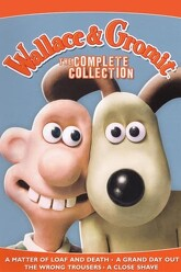 Wallace & Gromit - The Complete Collection Trailer