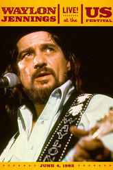 Waylon Jennings Live at the US Festival Trailer