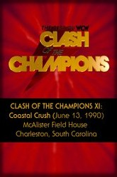WCW Clash of Champions XI: Coastal Crush Trailer