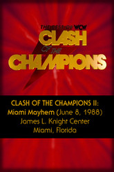 WCW Clash of the Champions II: Miami Mayhem Trailer