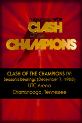 WCW Clash of the Champions IV: Season's Beatings Trailer