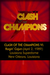 WCW Clash of the Champions VI: Ragin' Cajun Trailer