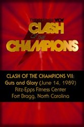 WCW Clash of the Champions VII: Guts and Glory Trailer