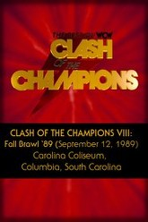 WCW Clash of the Champions VIII: Fall Brawl '89 Trailer