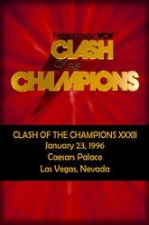 WCW Clash of the Champions XXXII Trailer