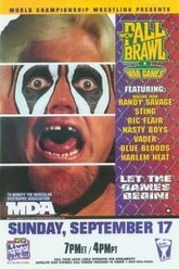 WCW Fall Brawl 1995 Trailer