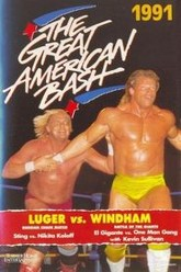 WCW The Great American Bash 1991 Trailer