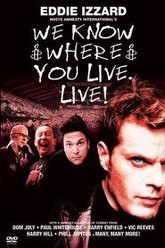 We Know Where You Live. Live! Trailer