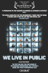We Live in Public Trailer