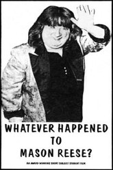 Whatever Happened to Mason Reese Trailer