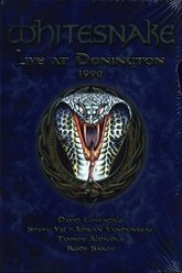 Whitesnake: Live At Donington 1990 Trailer