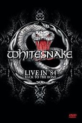 Whitesnake: Live in '84 - Back to the Bone Trailer