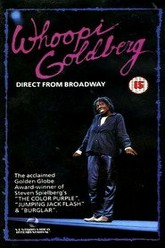 Whoopi Goldberg: Direct from Broadway Trailer