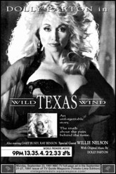 Wild Texas Wind Trailer