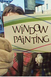 Window Painting Trailer