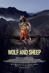 Wolf and Sheep Trailer