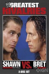 WWE: Greatest Rivalries Shawn Michaels vs Bret Hart Trailer