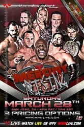 WWN Supershow: Mercury Rising 2015 Trailer