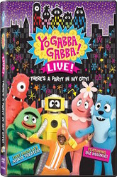 Yo Gabba Gabba: There's a Party in My City! Live Concert Trailer