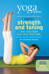 Yoga Journal: Yoga for Strength and Toning Trailer